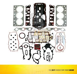 Full Gasket Set Intake & Exhaust Valve Fit Buick Regal Riviera 3.8 L OHV #JGV032