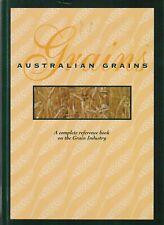 AUSTRALIAN GRAINS - Australian Wheat Board 525 Pages **VERY GOOD COPY**