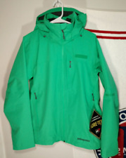 Patagonia Men's Front Country Uniform Jacket Gore-Tex Green Medium RECCO size S