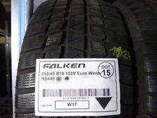 1x Winterreifen FALKEN 255/45 R18 103V Euro Winter HS449 DOT15 - 7mm