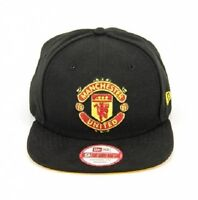 9573f0b98cd MANCHESTER UNITED FC New Era Original Fit Snapback Hat - Brand New With Tags