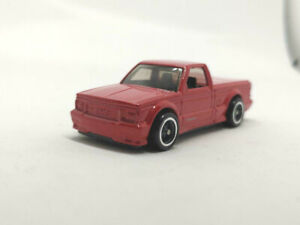 hot wheels 2020 unspun '91 GMC Syclone Red edition unrivet - Rubber Tire