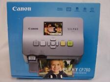 Printer, Canon Selphy CP780 Silver Compact Photo Printer Excellent!
