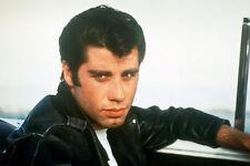John Travolta Color Cool Grease Portrait 11x17 Mini Poster