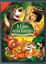 IL LIBRO DELLA GIUNGLA ED. SPECIALE 2 DVD SLIPCASE DISNEY