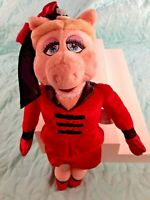 "Disney Muppets MISS PIGGY 10.5"" Plush Doll Made by Madame Alexander"