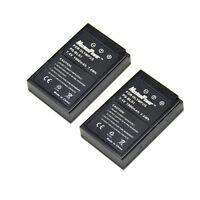 2-Pack BATTERIES for Olympus PS-BLS1 BLS1 Pen Digital E-P2 E-P1 Evolt  BATTERY