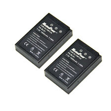 2-Pack BATTERIES for Olympus PS-BLS1 BLS1 Pen Digital E-P2 E-P1 Evolt  BATTERY