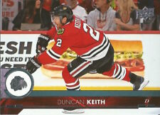 Duncan Keith #292 - 2017-18 Series 2 - Base