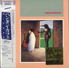 PENGUIN CAFE ORCHESTRA-S/T-JAPAN MINI LP CD F50