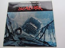 TANGERINE DREAM ORIG 1977GB LP SORCERER