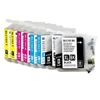 8-PACK (Bk,C,M,Y) High Yield N° LC103 Ink Cartridge Set for Brother MFC-J6920DW