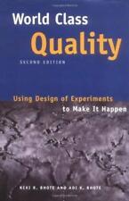 World Class Quality by Keki Bhote