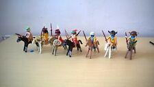 PLAYMOBIL - INDIENS A CHEVAL