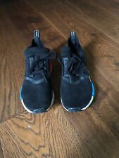 ADIDAS NMD_R1 PK OG. Core Black/Lush Red (2015). US MENS SIZE 7. DEADSTOCK AUTH
