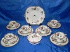 Tea Cup & Saucer Blue Aynsley Porcelain & China Tableware