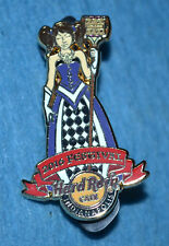 HARD ROCK CAFE 2016 Indianapolis Gen Con Maniacal Hench Woman Pin # 90127