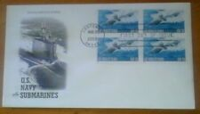 First day of issue, 2000, US Navy Submarines, Los Angeles Class, blk 4, #3374