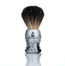 ZWICK-S Pennello da barba Peli di tasso marmorizzato Badger grigio Solingen