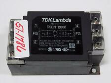 TDK-LAMBDA EMC FILTER RSEN-2006