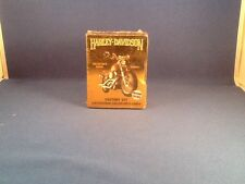 Harley Davidson Trading Card Set