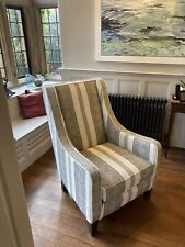 Immaculate Smart Wing Back Chair