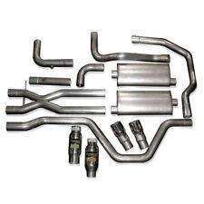 Stainless Works Exhaust: True Dual Catted SSRTD FOR 2003 - 2006 Chevy SSR