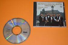 Semper-House-Band Dresden - Classic Jazz Live / itonmusik 1987 / Germany / Rar