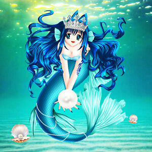 🧜 Majestic Mermaid Fragrance Oil Candle Wax Melt Scents Soap Diffuser Bath Bomb