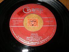 FRANKIE AVALON - VENUS - I'M BROKE  -  LISTEN - TEEN ROCK POPCORN