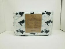 Berkshire Printed Polarfleece Sheet Set Full Dogs