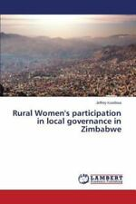 Rural Women's Participation in Local Governance in Zimbabwe by Kurebwa...