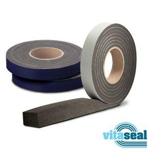 Vitaseal Expanding Tape Weather Sealant Window & Door (3-7) Gap Size
