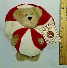 """Boyds Bears - Pepper Mintly 6"""" Peeker Bear-#904217- Nwt- Retired"""