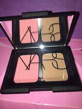 NARS Genuine Blush Bronzer Duo DEEP THROAT/ Laguna Unbox