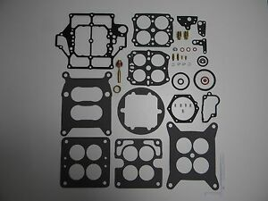Carter WCFB Carburetor Complete Rebuild Kit