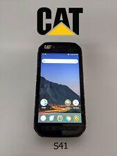 CAT S41 - Android Smart Phone - 32GB - Black - IP68