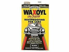 Hammerite Waxoyl 5L Refill Can for Rust Protection - Black