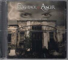 Flashback Of Anger - Splinters Of Life (CD 2009) Progressive Metal NEU/Sealed !!