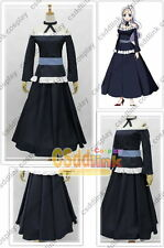 Fairy Tail Mirajane strauss cosplay costume dress outfit
