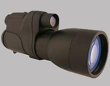 YUKON NV 5x60 Monokulares Nachtsichtgerät mit integriertem Infrarotstrahler