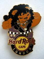 ~ LONDON ~ ROCK BEAR ~ LIMITED EDITION 400 ~ HARD ROCK CAFE PIN ~ 2008 ~