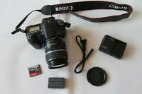 Canon EOS 30D 8.2MP Digital-SLR DSLR Camera + EF-S 17-85mm IS USM Lens + 8GB CF