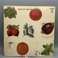 Cream - The Best Of Cream Vinyl Record ATCO SD 33-291 Eric Clapton
