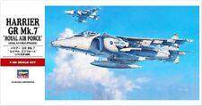 Hasegawa 1/48 07236 Harrier Gr Mk.7 Royal Air Force