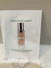 La Mer Skincolor Foundation Natural 12 sample packet 0.03 fl oz / 1 ml