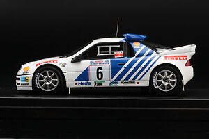 Ford RS200 (#6) 1986 Acropolis Rally -- HPI #8841 1:43 RESIN