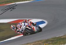 Jonathan Rea Hand Signed Pata Honda 12x8 Photo 2.