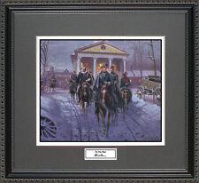 Mort Kunstler THE GRAY GHOST Framed Print Civil War Wall Art Gift