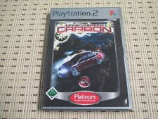Need for Speed Carbon für Playstation 2 PS2 PS 2 *OVP* P